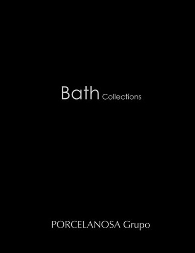 porcelanosa bath collections